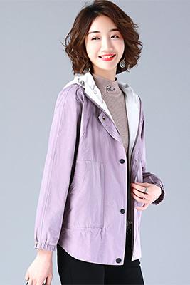 9283浅紫色