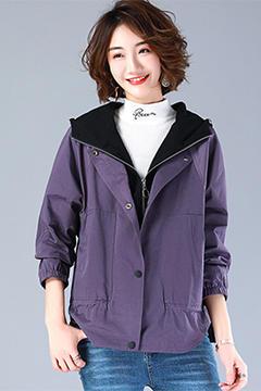 9283深紫色